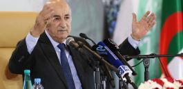 الرئيس الجزائري والمجلس الوطني الشعبي