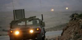 اصابة جندي اسرائيلي في تبادل لاطلاق النار على الجانب المصري