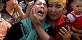 نساء الايغور والاغتصاب