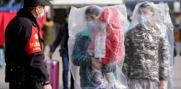 الصحة العالمية وفيروس كورونا في ووهان