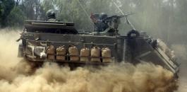 اسرائيل وعملية عسكرية في غزة