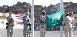 الجيش الامريكي والسعودية