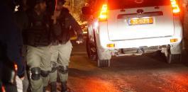 اصابة جنود اسرائيليين في العيسوية