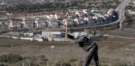 الاستيلاء على اراضي الفلسطينيين في بيت لحم