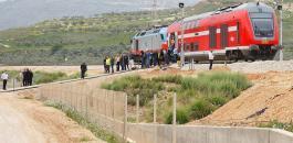 سكة حديد بين اسرائيل والخليج العربي