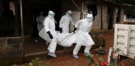 ايبولا في افريقيا