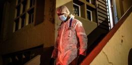 الاصابات بكورونا في اميركا