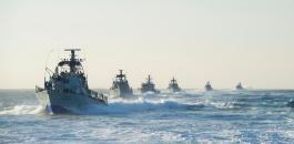 اصابة صيادين قبالة بحر غزة