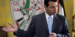 محمد دحلان وناصر القدوة