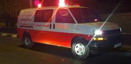 وفاة طفلة في حادث دهس في جبع بالقدس