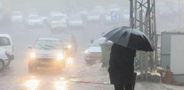حالة الطقس في فلسطين