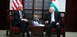 ادارة بايدن والفلسطينيين