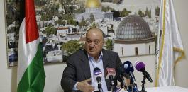 ناصر القدوة وقطاع غزة