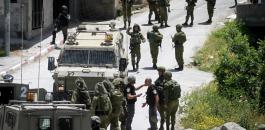 اطلااق النار على قوة اسرائيلية في جنين