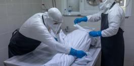 الوفيات والاصابات بكورونا في العالم