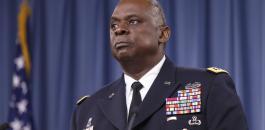 وزير الدفاع الامريكي في اسرائيل