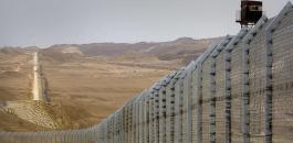 اطلاق نار على الحدود المصرية الاسرائيلية