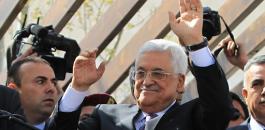 الرئيس عباس في المانيا