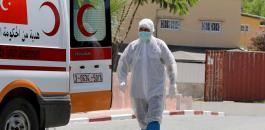 الوفيات بفيروس كورونا في غزة