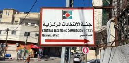 لجنة الانتخابات والقدس
