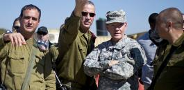 غانتس والجيش الاسرائيلي