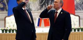 الرئيس الصيني والعقوبات الامريكية على روسيا