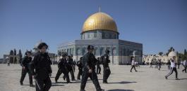 اسراائيل والمسجد الاقصى