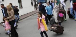 اللاجئيين السوريين في المانيا