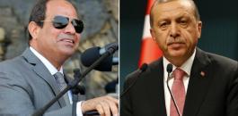 تركيا واردوغان ومصر