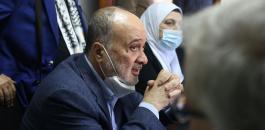 ناصر القدوة في غزة