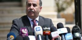 وزير الزراعة الفلسطيني واسعار اللحوم