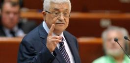 عباس ورئيس الشاباك