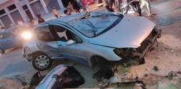 وفيات بحادث سير في دورا الخليل