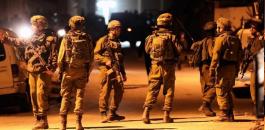 اعتقالات في قرى نابلس ورام الله
