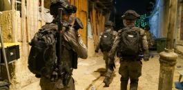 اعتقالات في الداخل المحتل