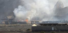 هجوم للحوثييين على الجيش السعودي