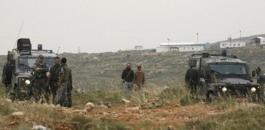 الاحتلال يستولي على دونمات في بيت لحم
