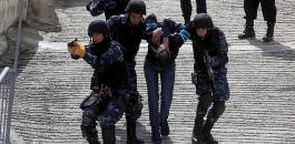القبض على مواطن وزوجته في نابلس