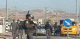 عملية اطلاق النار على حاجز زعترة