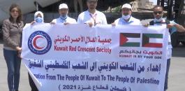 مساعدات لغزة