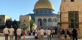 المستوطنون والمسجد الاقصى