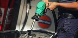 اسعار البنزين والديزل في فلسطين