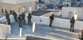 اعتقال فلسطينيين من الداخل المحتل