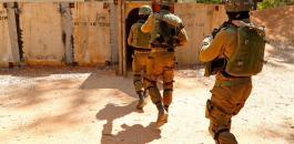 قائد الجيش الاسرائيلي يعلن اعتقال ضابط