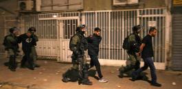 اسرائيل واعتقال فلسطينيين من الداخل المحتل