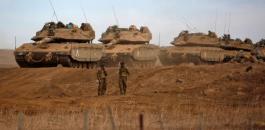اصابة جندي اسرائيلي في تبادل لاطلاق النار على الحدود الاردنية