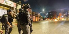 اسرائيل والفلسطينيين والانفجار