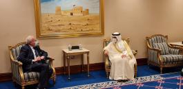 الكويت وقطر وفلسطين