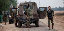 اصابة جندي اسرائيلي على الحدود الاردنية