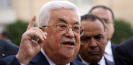 عباس يمدد حالة الطوارئ 30 يوما
